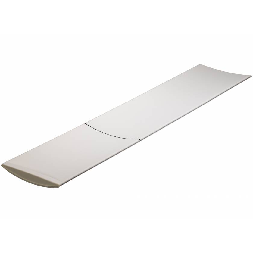 "Canon Aquilion Long Shield Table Pad Front 1"" x 18.60"" x 85.60"""