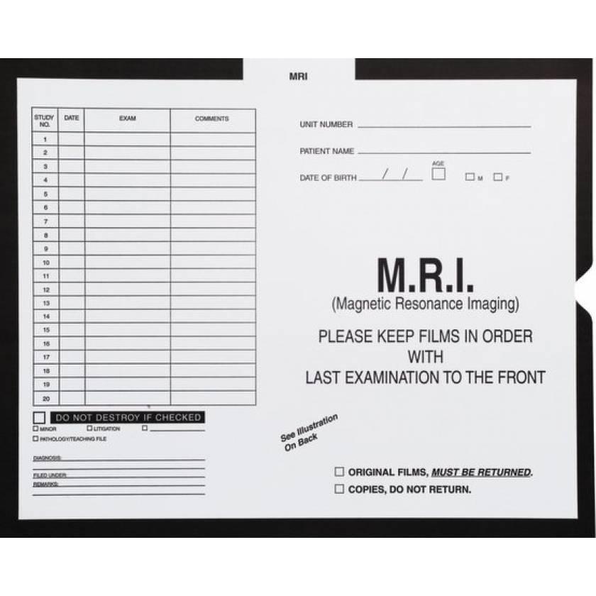 Insert Envelopes - M.R.I.