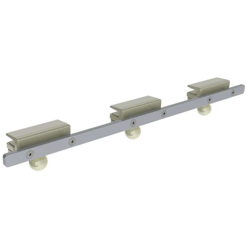 "9415 Detachable Rail 28"" L x 9mm W x 25mm H"