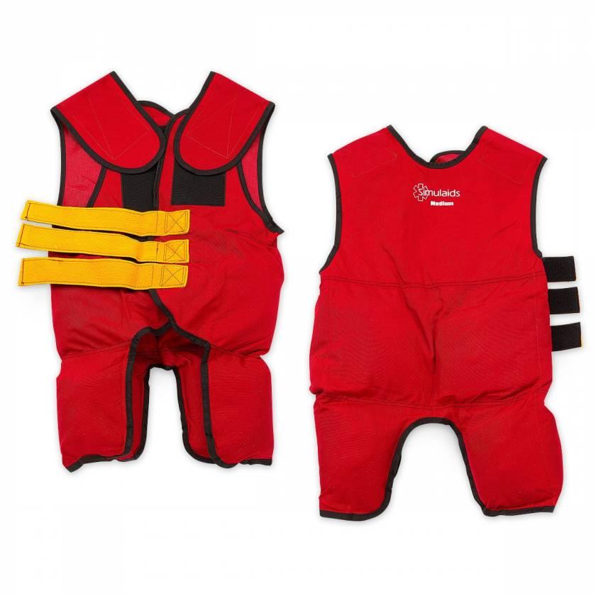 Simulaids 50-lb. Training Vests