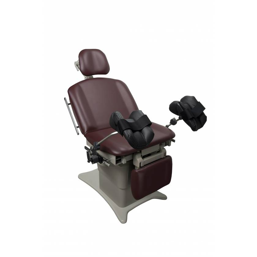 Deluxe Articulating Knee Crutches Set of Right & Left
