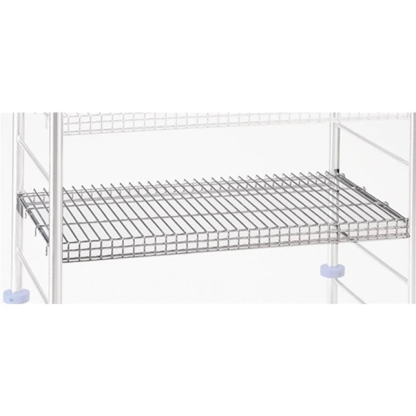 Pedigo Stainless Steel Wire Shelf for CDS-147 Distribution Cart