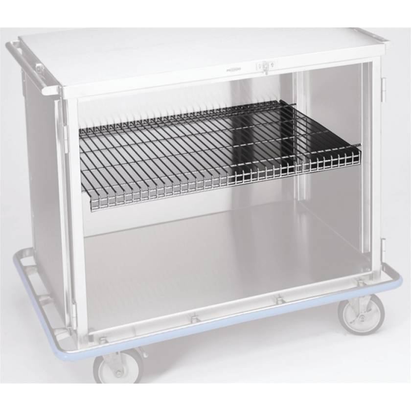 Pedigo Stainless Steel Wire Shelf for CDS-242 and CDS-245 Surgical Carts
