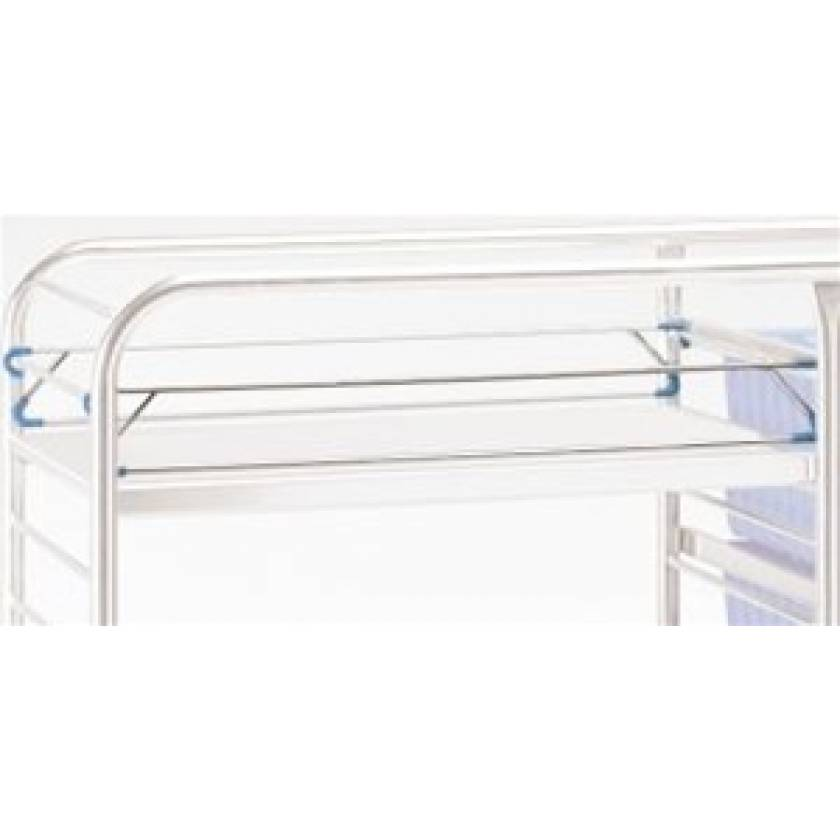 Pedigo Shelf Retaining Rod - Double Style  for CDS-262 Multi-Purpose Cart