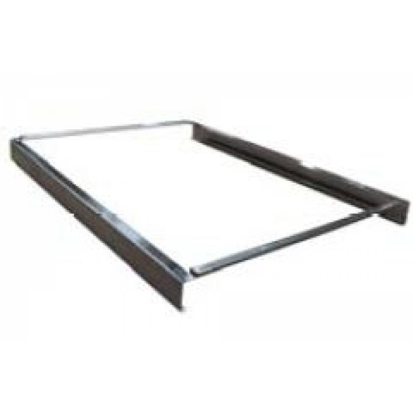 Pedigo Tote Box Hanger For Solid Shelf (For CDS-235 Surgical Cart)