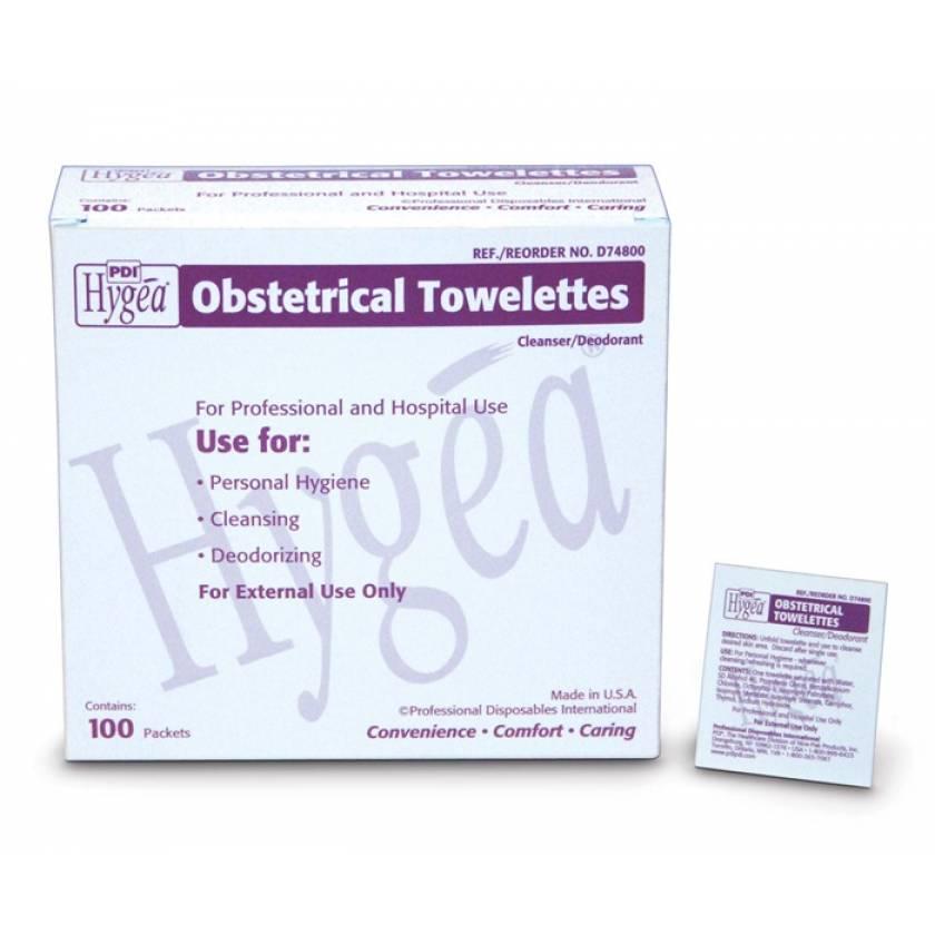 Hygea Obstetrical Towelette