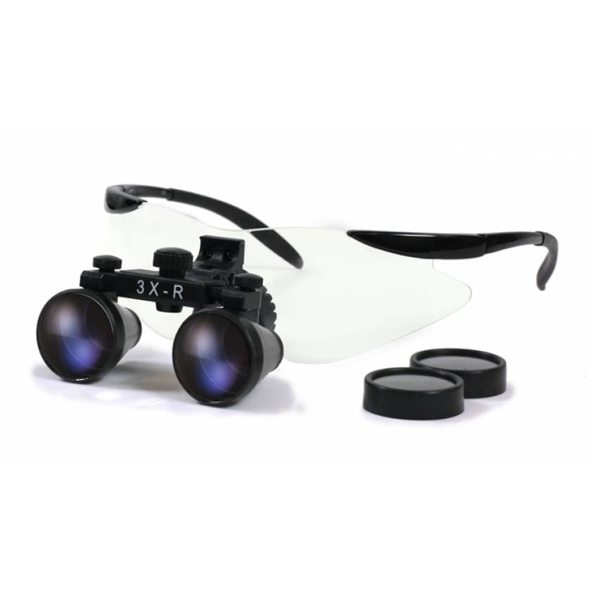 Galilean Loupe with Wrap Frame
