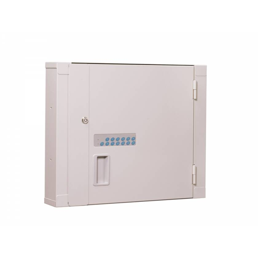 Lakeside High Security Narcotic Cabinet - Electric Lock, Three Fixed Shelves