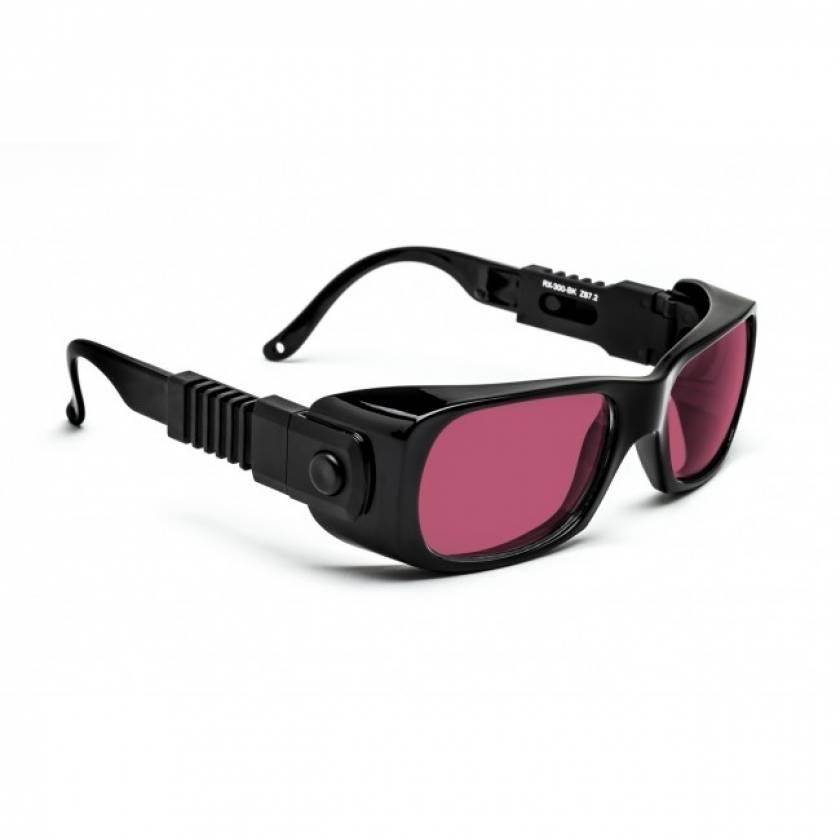 Alexandrite/Diode EN207 Laser Safety Glasses - Model 300