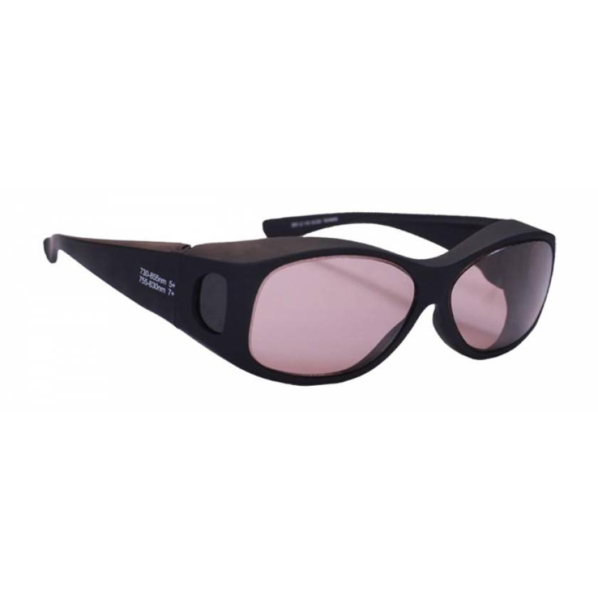 Alexandrite/Diode EN207 Laser Safety Glasses - Model 33