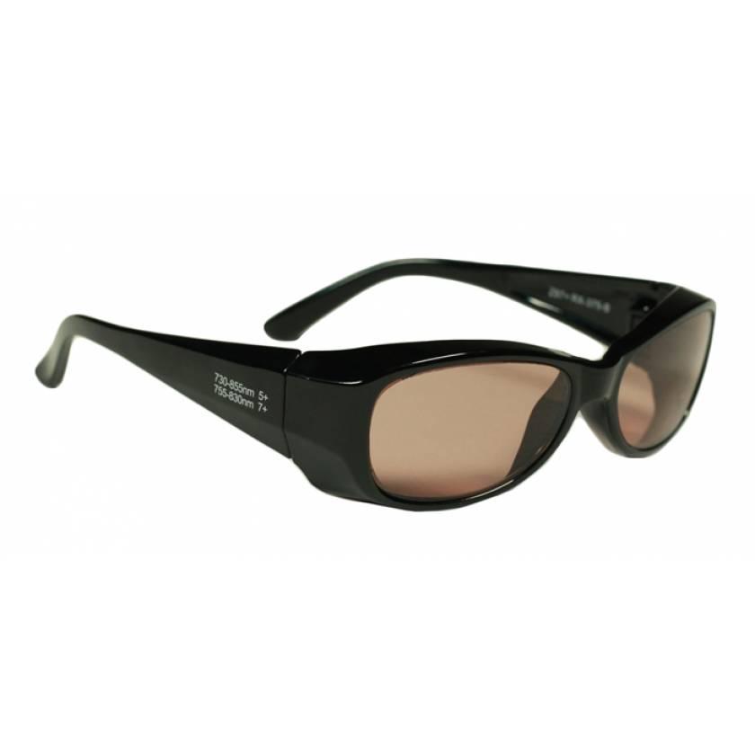 Alexandrite/Diode Laser Safety Glasses - Model 375