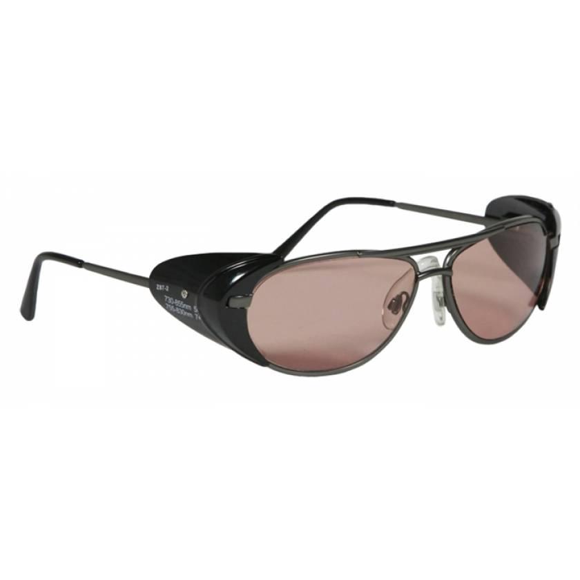 Alexandrite/Diode EN207 Laser Safety Glasses - Model 600