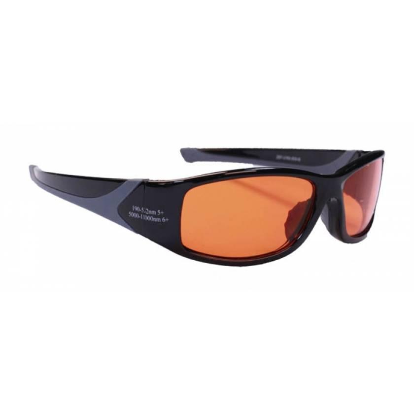 Argon KTP Laser Safety Glasses - Model 808