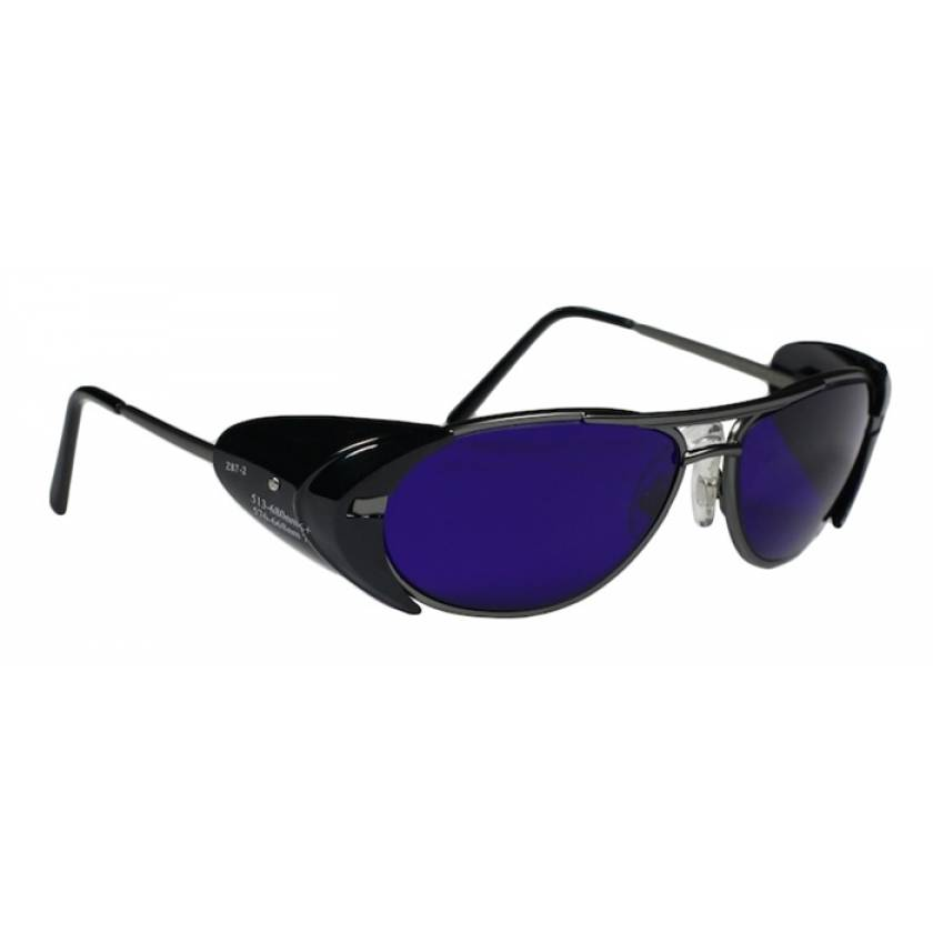Dye Diode and HeNe Ruby Laser Filter Safety Glasses - Model 600