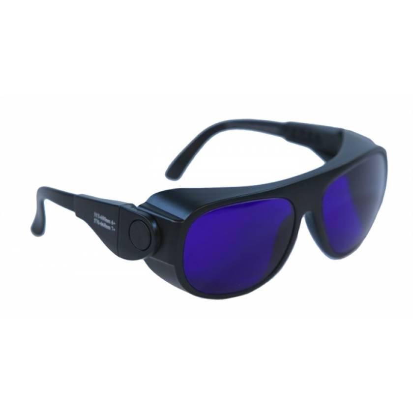 Dye Diode and HeNe Ruby Laser Filter Safety Glasses - Model 66