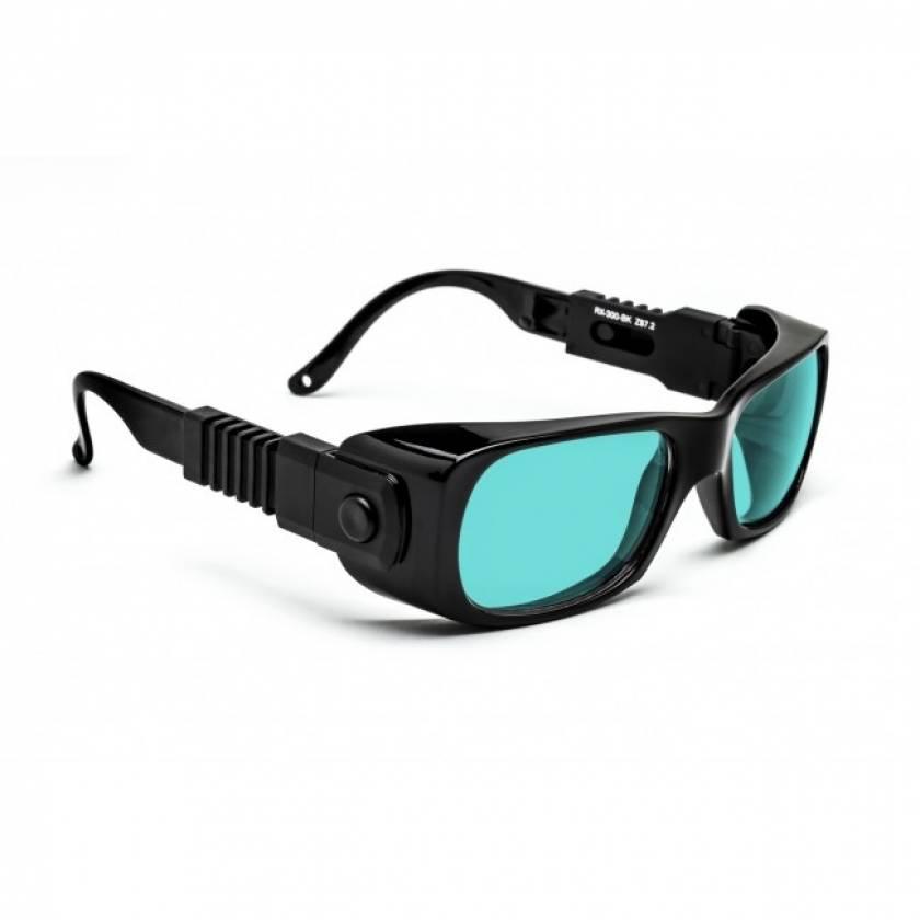 Alexandrite Diode High Light Transmission Laser Safety Glasses - Model 300