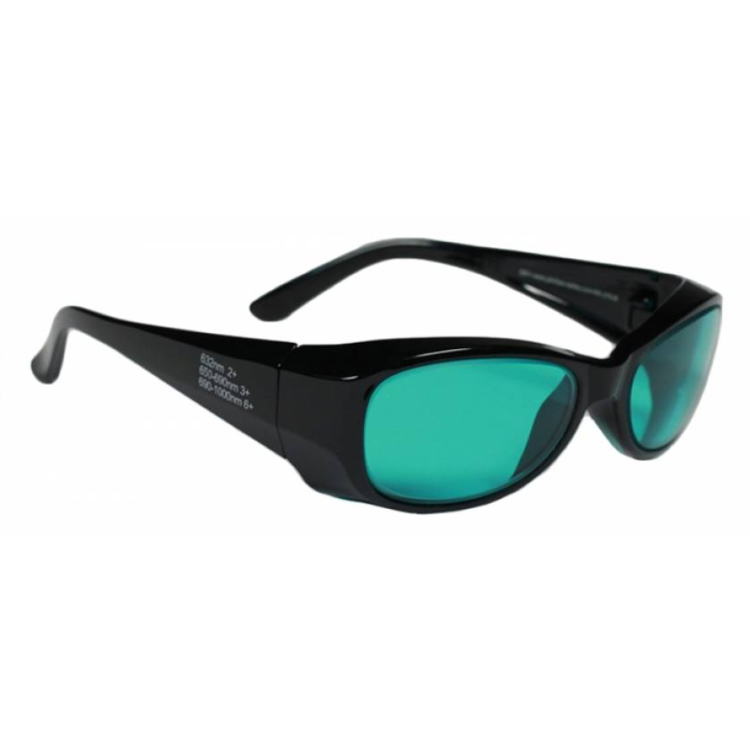 Alexandrite Diode High Light Transmission Laser Safety Glasses - Model 375