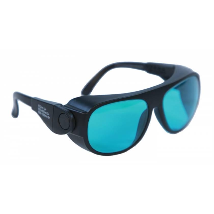 Alexandrite Diode High Light Transmission Laser Safety Glasses - Model 66