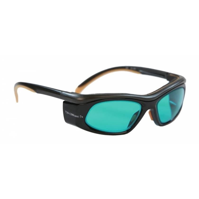 Multiwave YAG Alexandrite Diode Laser Safety Glasses - Model 206