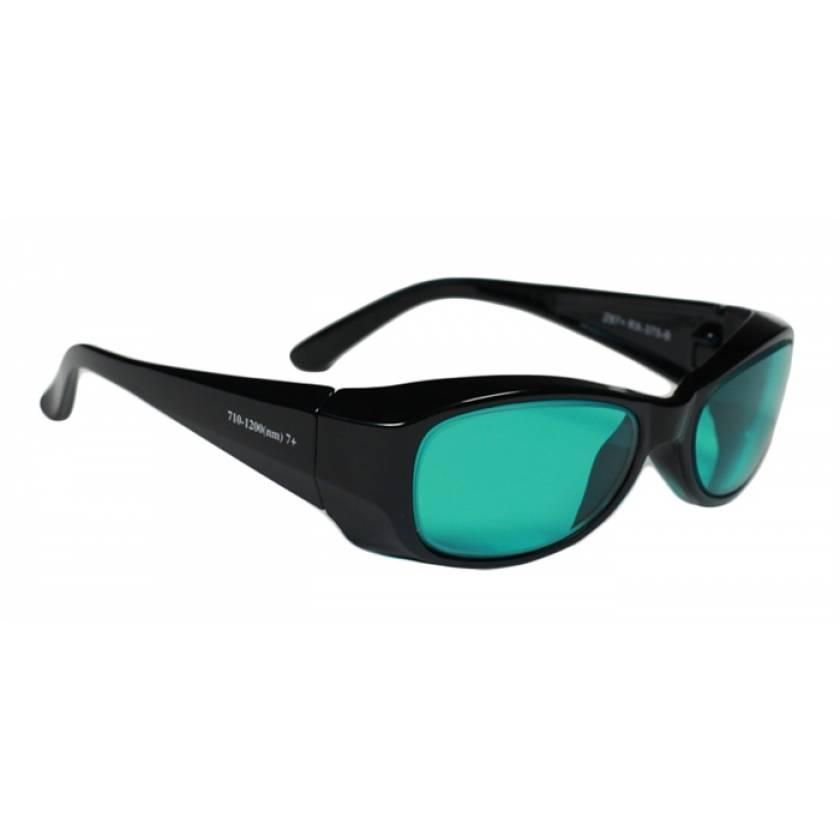 Multiwave YAG Alexandrite Diode Laser Safety Glasses - Model 375
