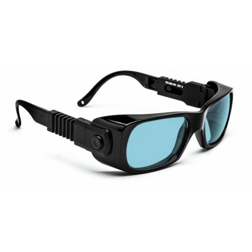 YAG, Alexandrite Diode, Holmium Laser Glasses - Model 300