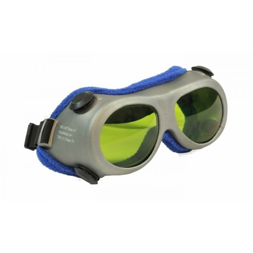 Diode Extended Laser Safety Goggles - Model 55
