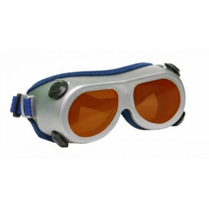 Argon, Ruby, Diode, Alexandrite, YAG and C02 Laser Glasses - Model 55