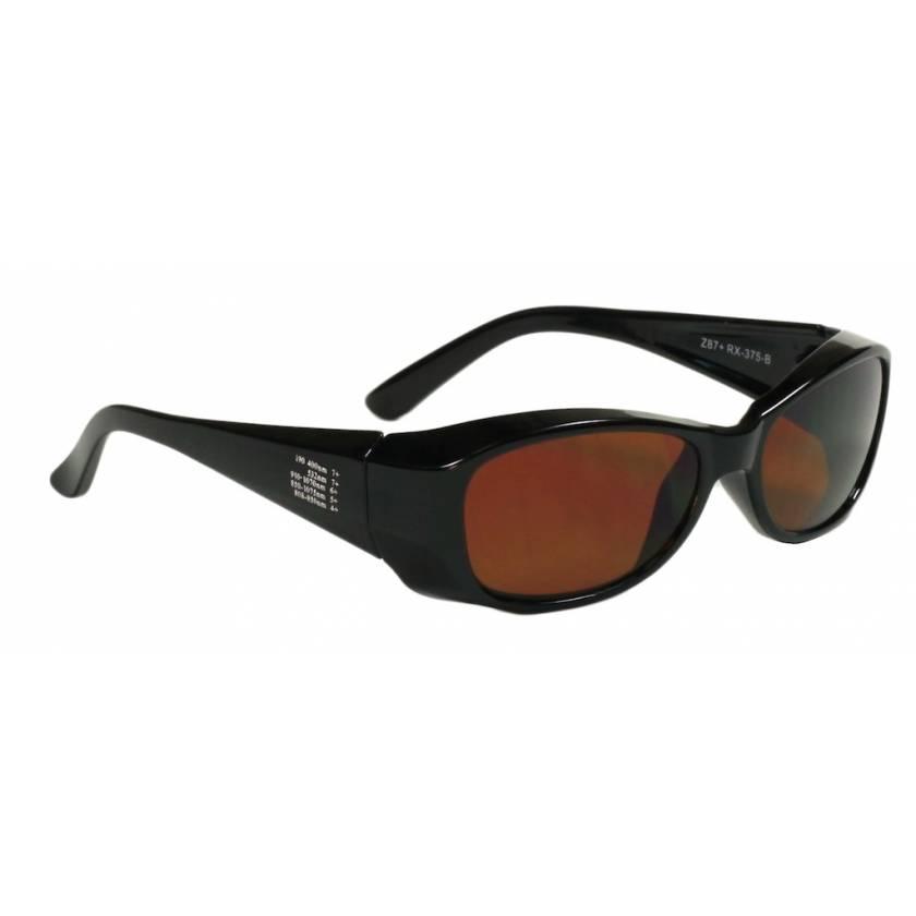 Double Yag Diode Laser Safety Glasses - Model 375