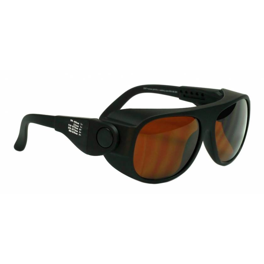 Double Yag Diode Laser Safety Glasses - Model 66