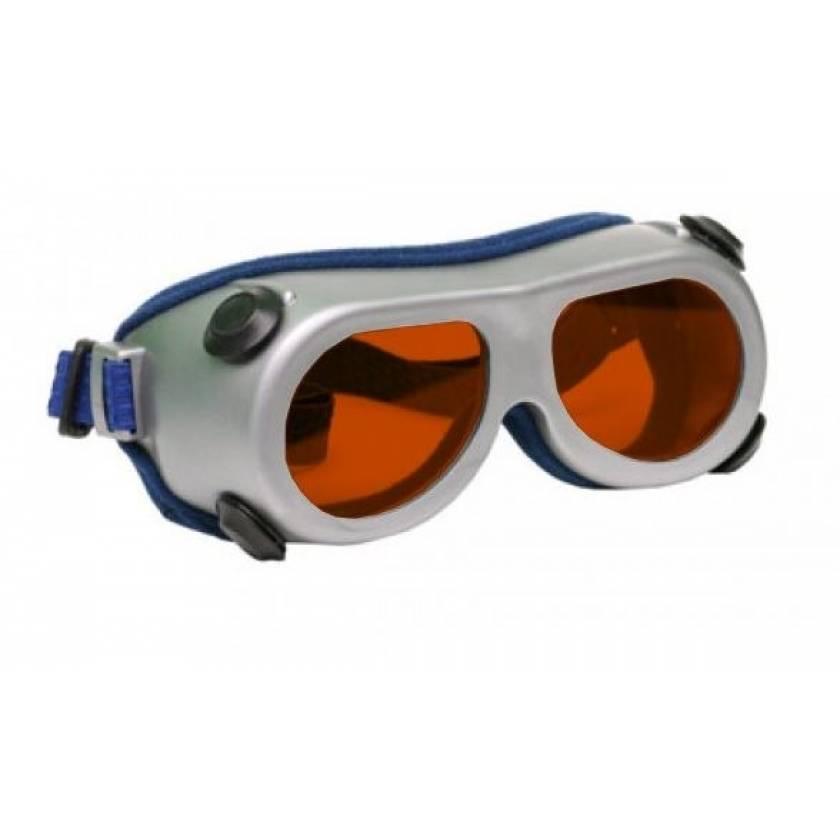 Multi-Wavelength Flat Glass Filter Laser Glasses - Model 55