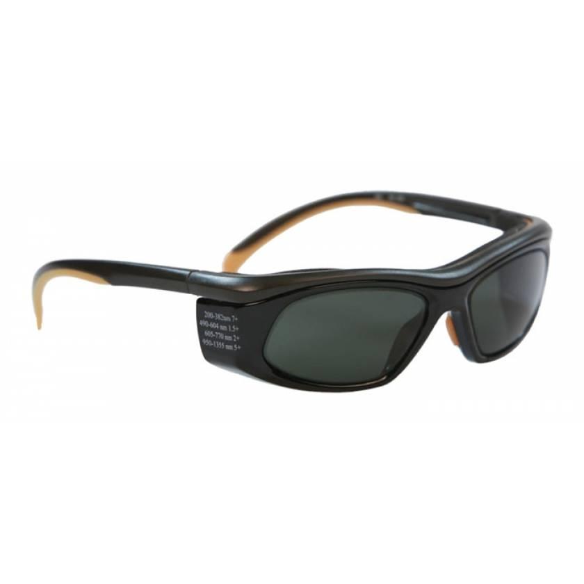 Broadband Alignment Filter Laser Safety Glasses - Model 206
