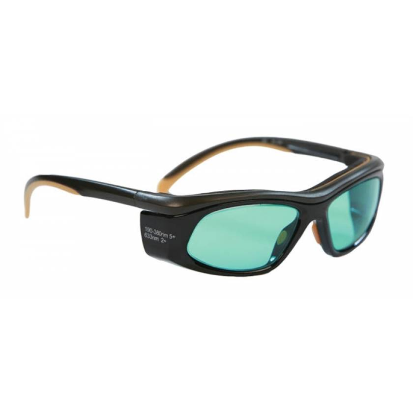 Helium Neon Alignment Laser Safety Glasses - Model 206