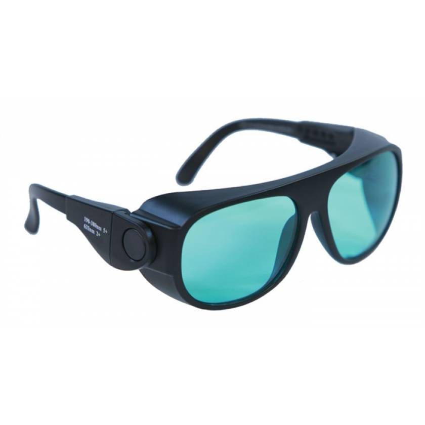 Helium Neon Alignment Laser Safety Glasses - Model 66