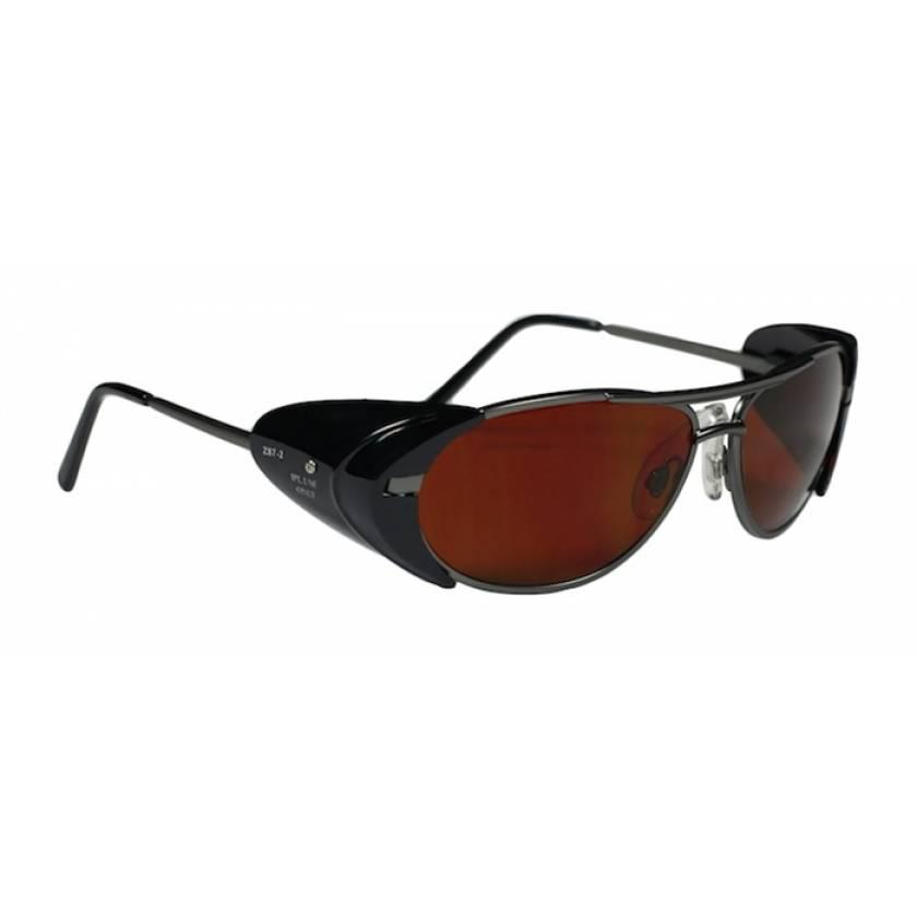 IPL Brown Contrast Enhancement Laser Safety Glasses - Model 600