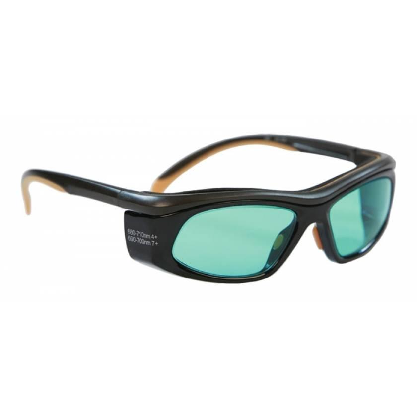 Ruby Laser Safety Glasses - Model 206