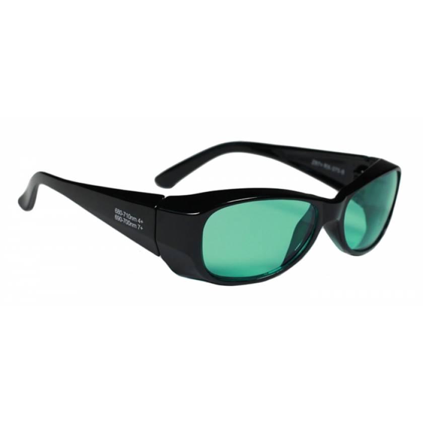 Ruby Laser Safety Glasses - Model 375