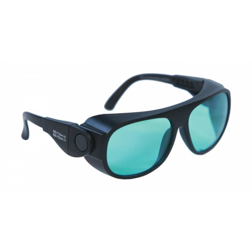 Ruby Laser Safety Glasses - Model 66