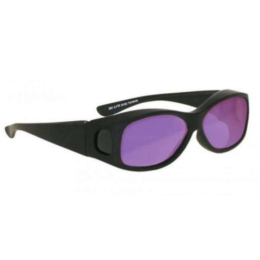 Vbeam, Vbeam2, Dye Filter Laser Glasses - Model 33