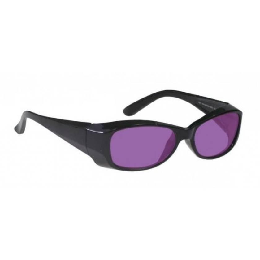 Vbeam, Vbeam2, Dye Filter Laser Glasses - Model 375