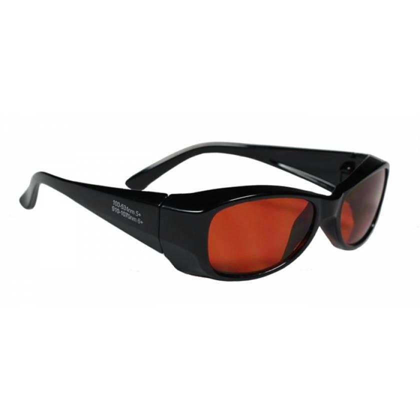 YAG Double Harmonics Laser Safety Glasses - Model 375