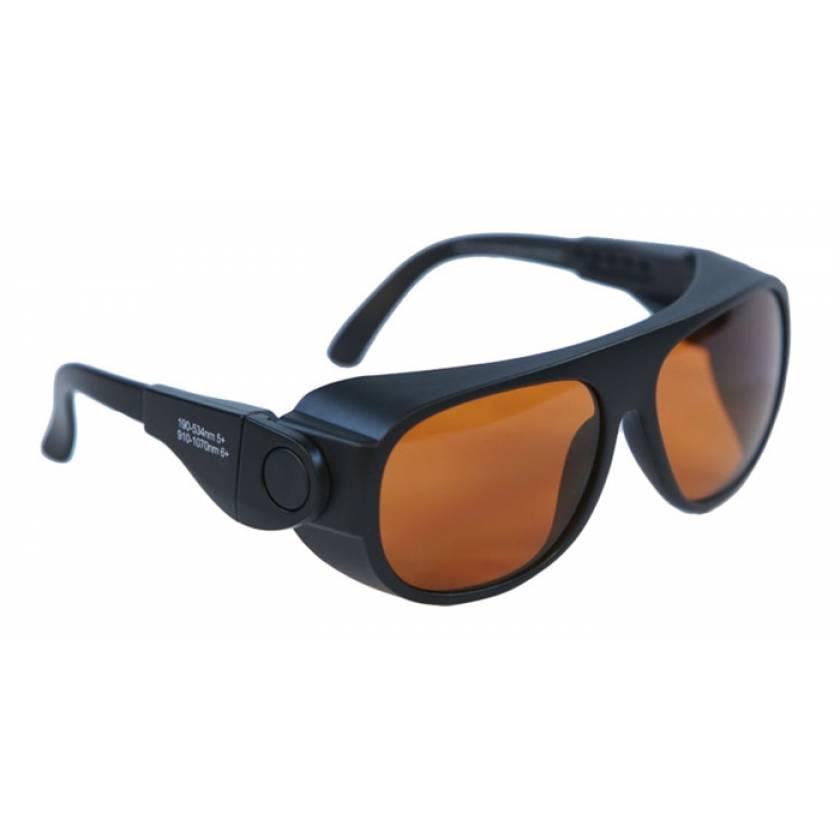 YAG Double Harmonics Laser Safety Glasses - Model 66