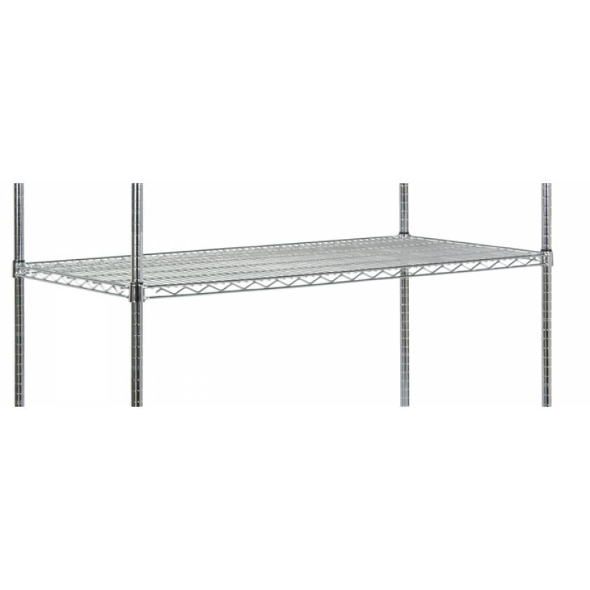 "Lakeside Replacement Wire Shelf 18""D x 36""L"