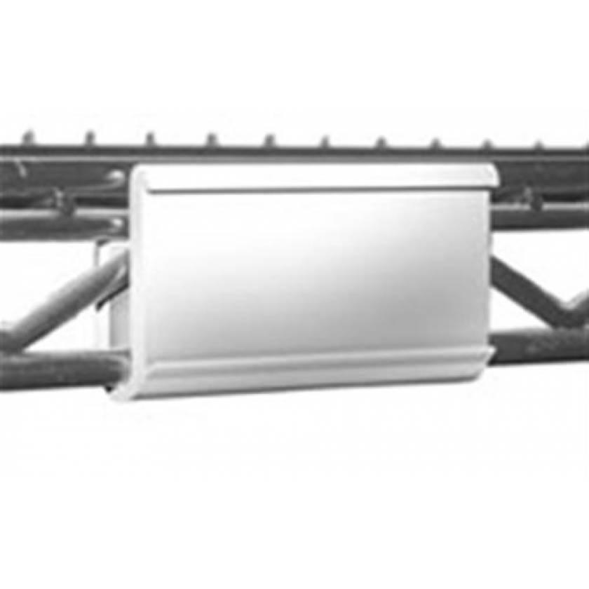 """6"""" Wire Shelf Label Holder"""
