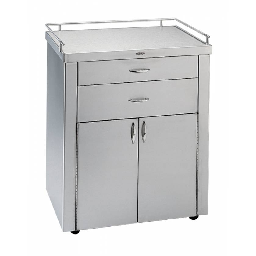 Pedigo Anesthesia & Treatment Cabinet With Two Drawers