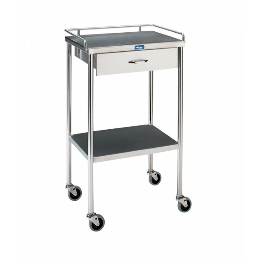 Pedigo Utility Table With One Drawer