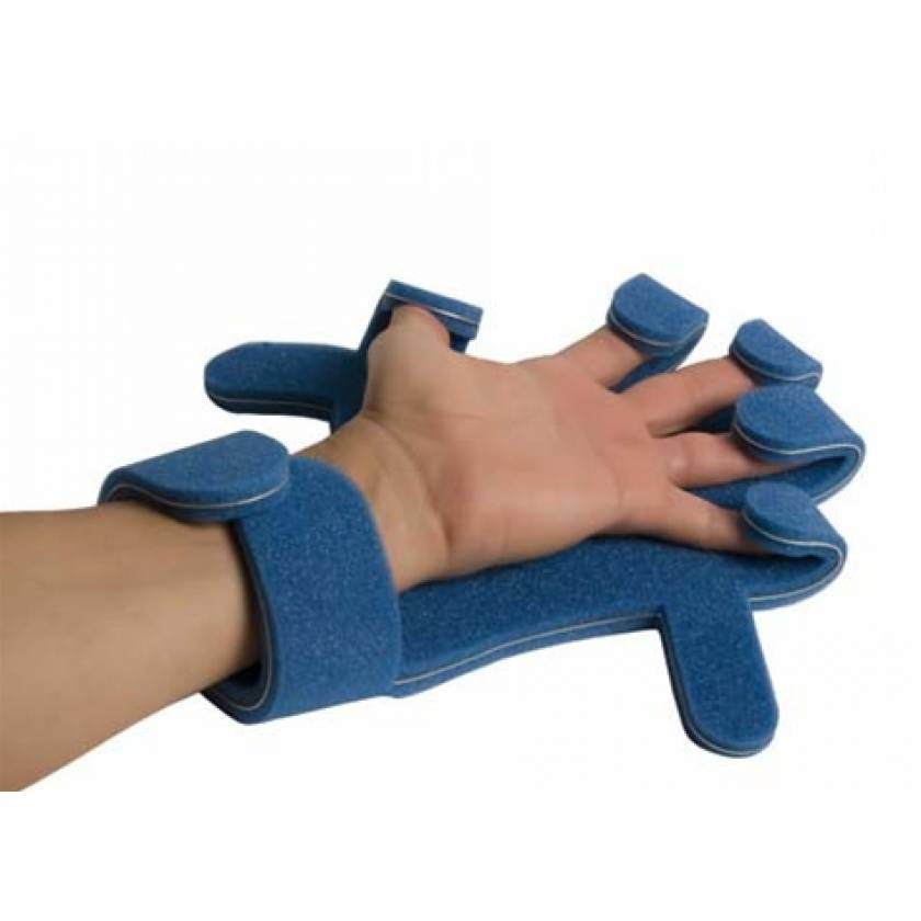 Extra-Large Alumi-Hands Sterile Surgical Hand Immobilizer