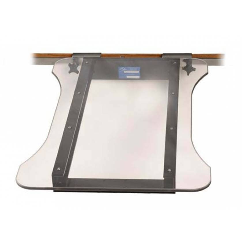 Self-Supporting Legless Surgical Arm Table