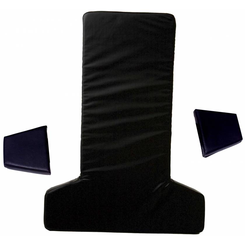 """2"""" Pad Set for Carbon Lights Hourglass Table"""