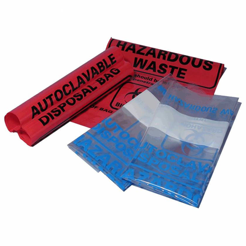 MTC Bio Autoclave Biohazard Bags