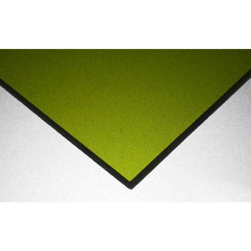 Near IR Laser Protective Acrylic Sheet - Green